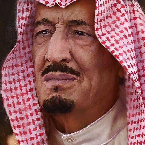 اليمن الملك سلمان يرد على صالح لا حل في اليمن إلا بتنفيذ المرجعيات الثلاث Portrait Portrait Tattoo King