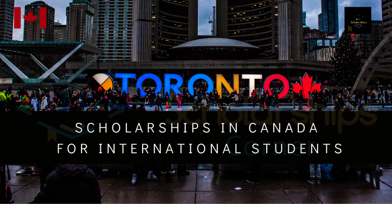 Scholarships in Canada for International Students in 2020 ...