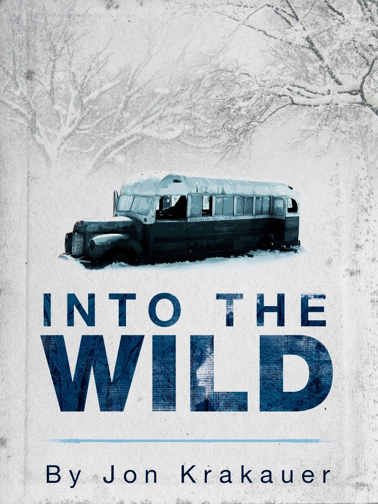 into the wild reaction paper The most interesting part of this book is the fact that the person it is being written about is dead all of the information collected about chris mccandless is from accounts given by the people he met along his journey.