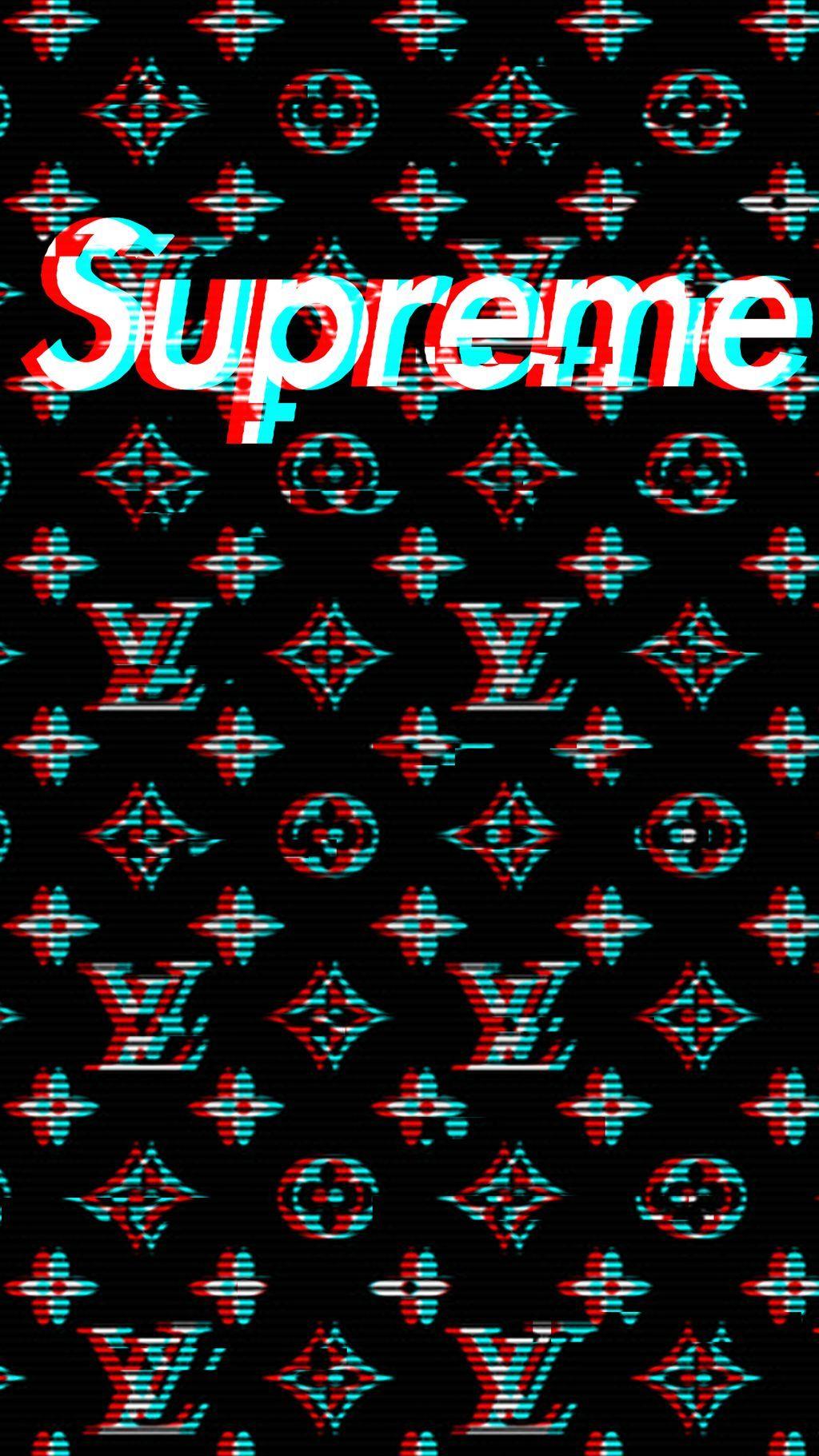 Louis Vuitton Supreme Mobile Wallpaper By Aron260 On Deviantart Supreme Iphone Wallpaper Supreme Wallpaper Louis Vuitton Iphone Wallpaper