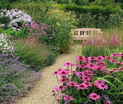 Garden Landscaping In Halifax Huddersfield West: Down The Garden Path At Dove Cottage Nursery, Halifax West