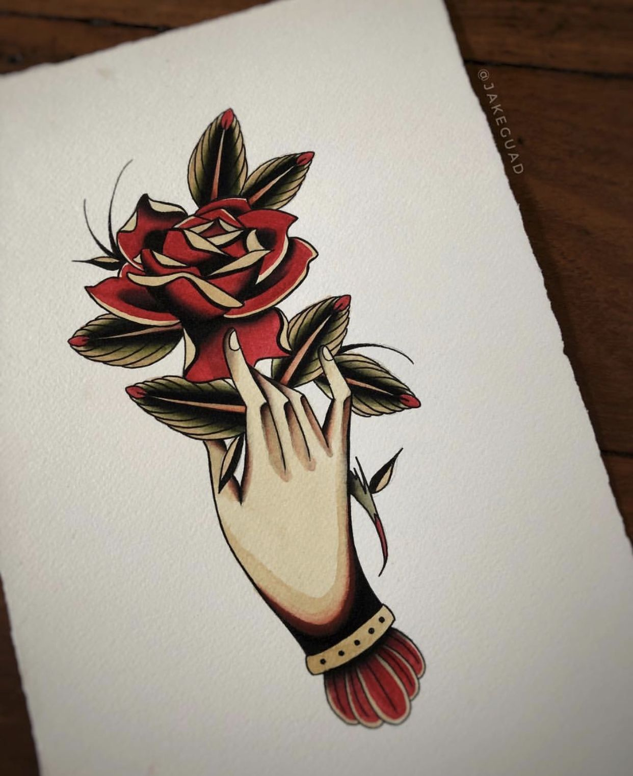 Pin On Tattoo Designs By Jake Guad