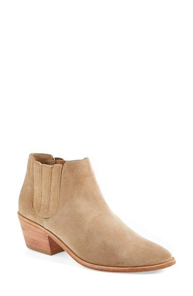 496e95c6 Joie 'Barlow' Suede Bootie (Women) available at #Nordstrom | fashion ...