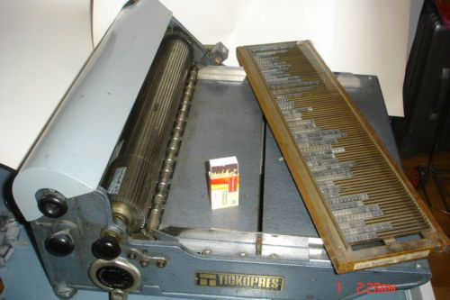 Pin On Printing Press