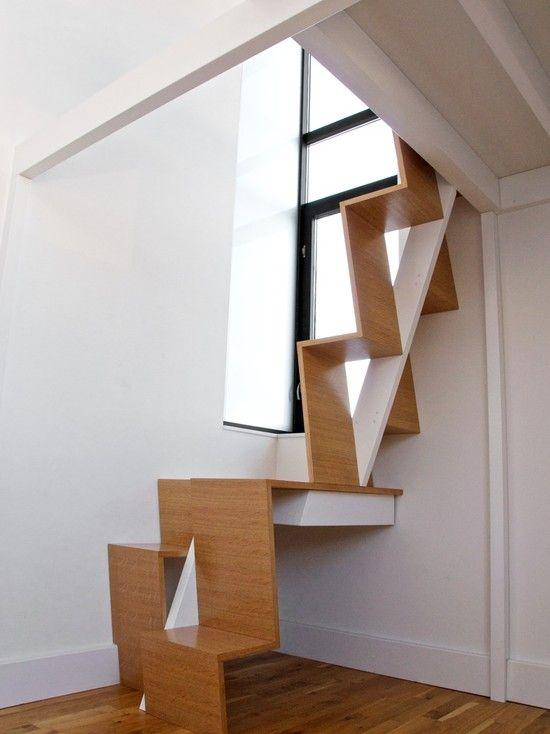 Best Alternating Tread Stair Check Code 9 Modern Staircase 400 x 300