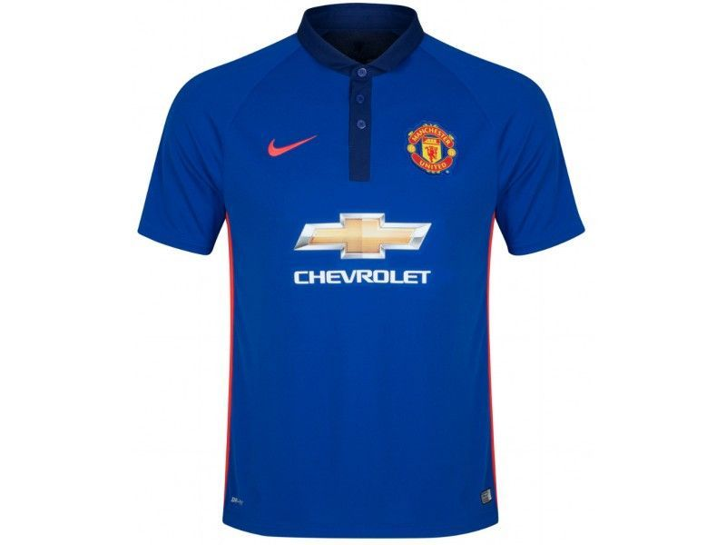 e38e3a162 NIKE ROBIN VAN PERSIE MANCHESTER UNITED THIRD JERSEY 2014 15 DESIGNED TO  LIGHT UP THE PITCH The 2014 15 Manchester United Colour Flash Stadium Third  Men s ...