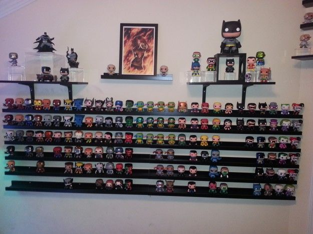 Shelves For Very Small Collectibles Google Search SHELVES - Display shelves collectibles wall shelves for collectibles display