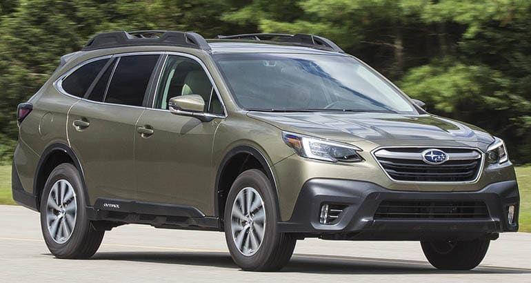 2020 Subaru Outback Gets New Tech In A Familiar Body Subaru Outback Subaru Outback