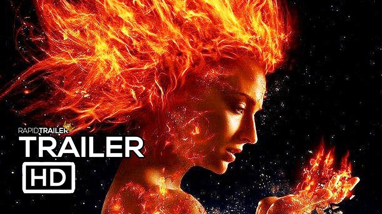 X Men Dark Phoenix Trailer Teaser 2019 Superhero Movie Hd