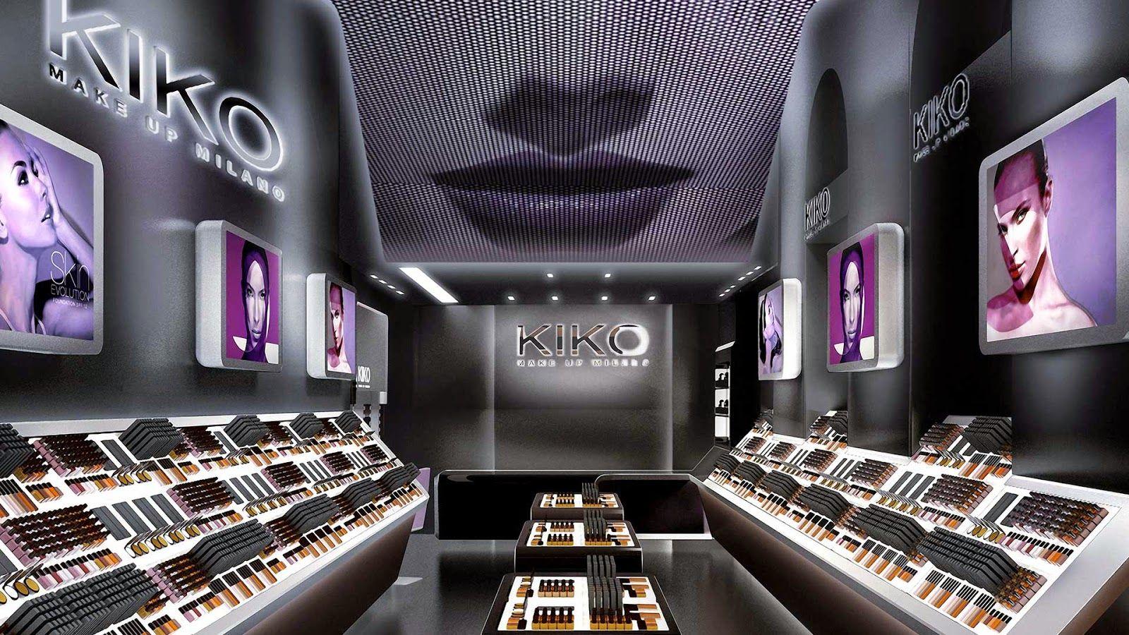 kiko milano barcelona Kiko cosmetics, Kiko, Kiko milano
