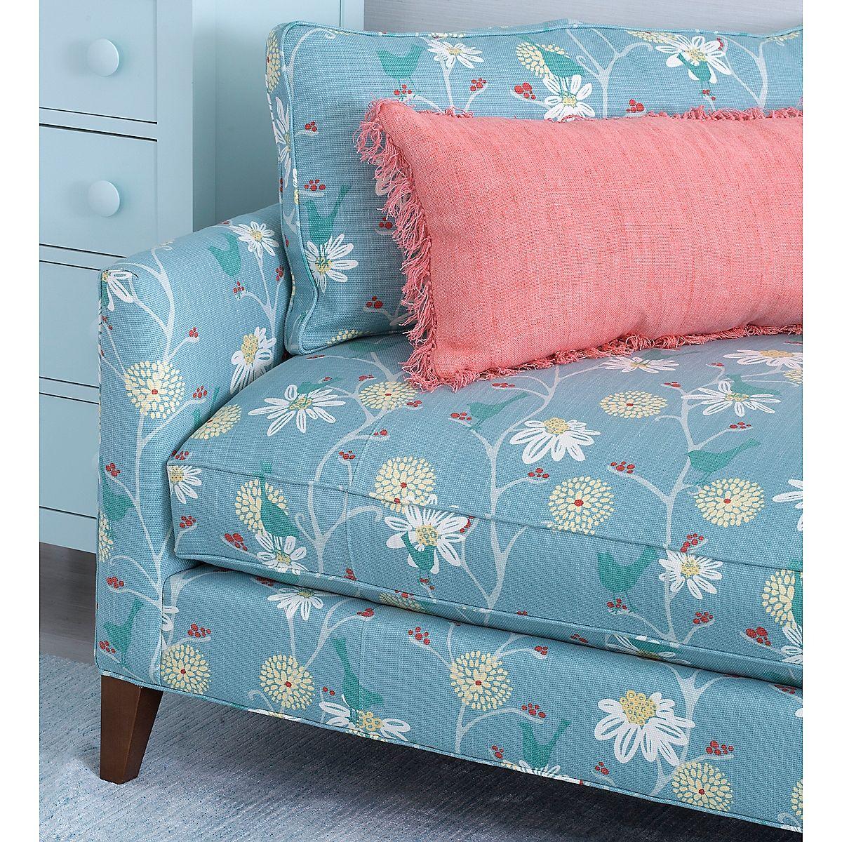 Laundered Linen Decorative Pillow | Maine Cottage
