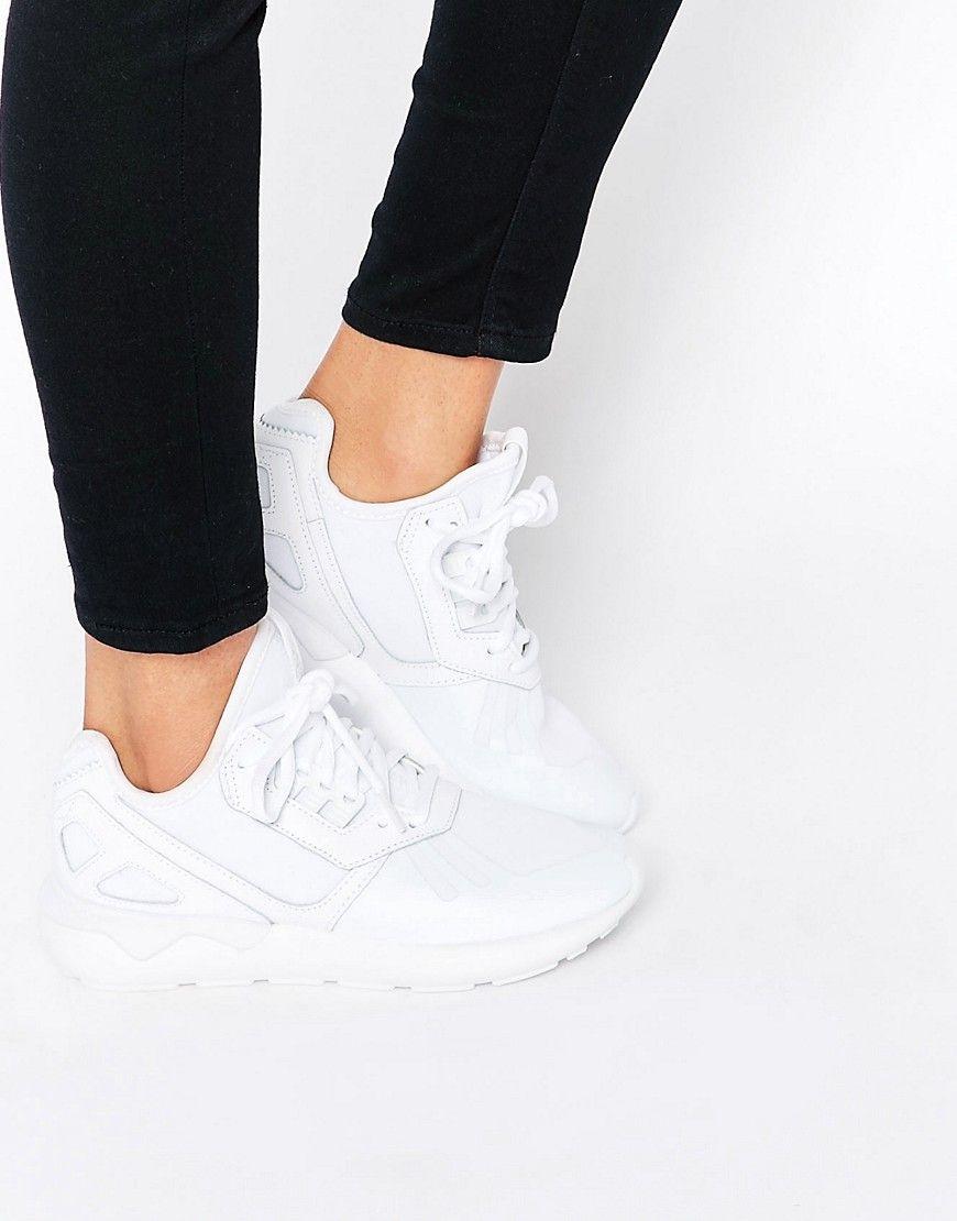 adidas tubulare runner scarpe bianche adidas tubulare pinterest