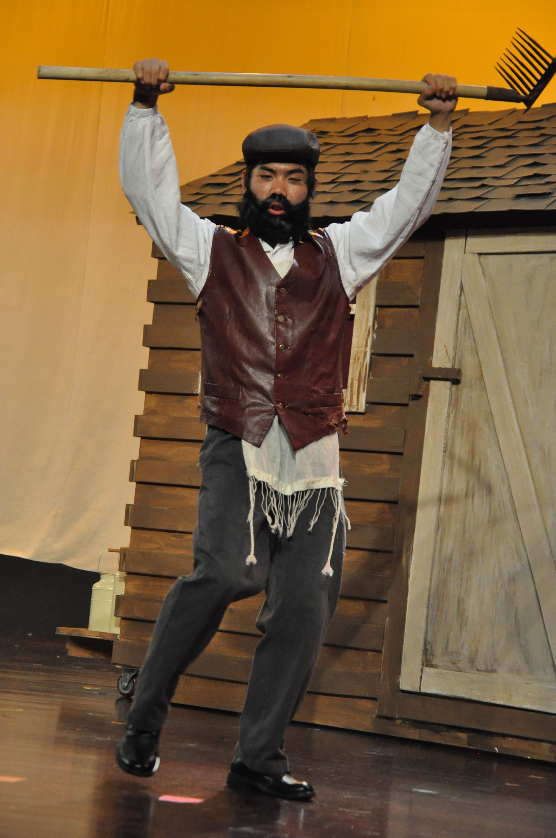 Tevye Beijing National Day School Production Of Fiddler On The Roof 2014 Fiddler On The Roof Fiddler Roof
