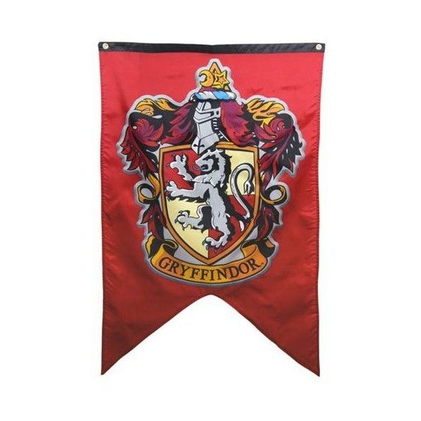 Pin By Kylie Clay On Polyvore Harry Potter Hogwarts Houses Gryffindor Gryffindor Crest