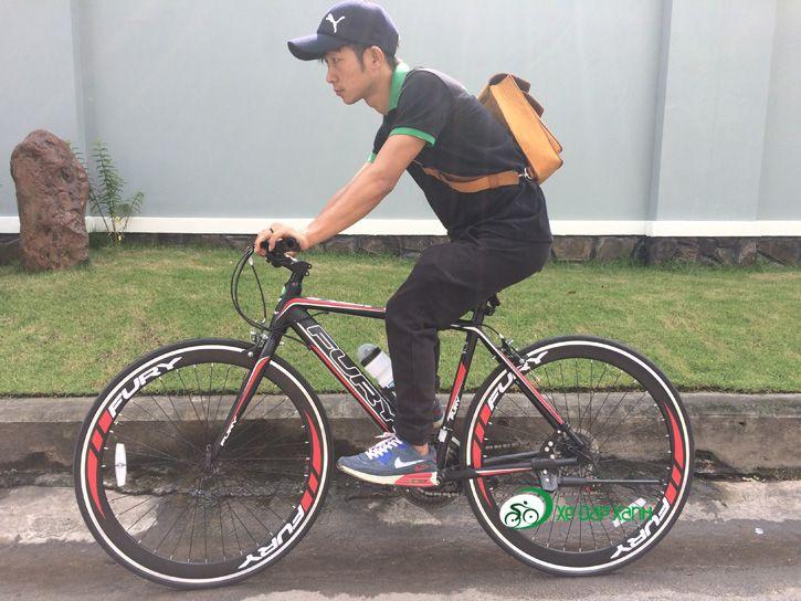 Xe đạp Fury BT402 khung nhôm