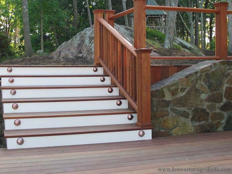 Wood Outdoor Steps Outdoor Stairs Outdoor Stairs Stairs