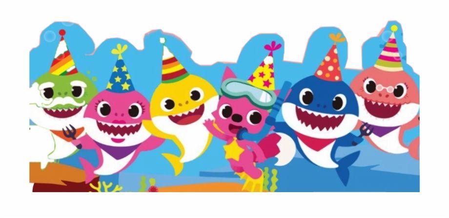Babyshark sticker happy birthday baby shark is a free