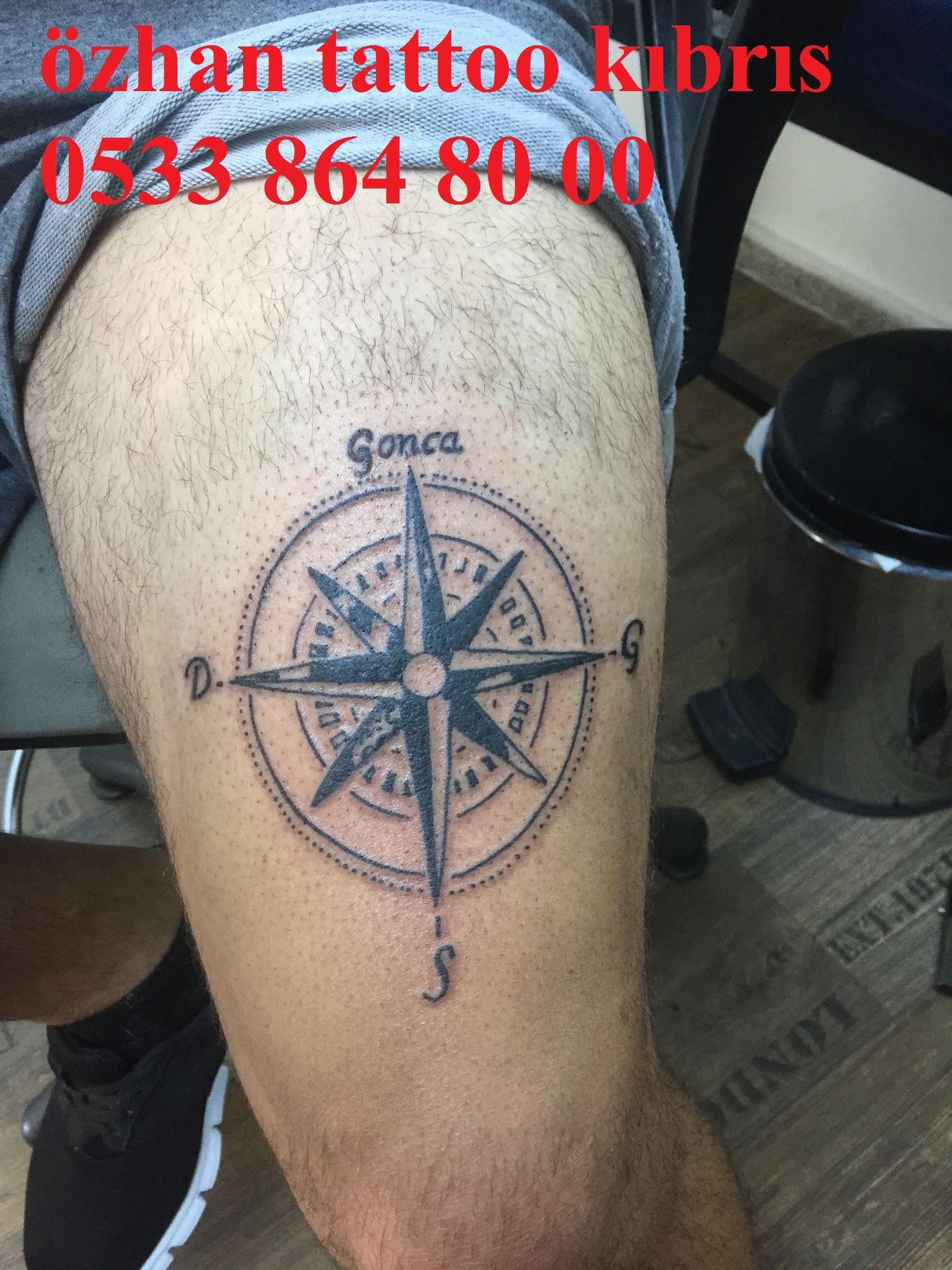 Dovme Kibris Tattoo Cyprus Cyprus Tattoo Nicosia Tattoo Dovme Modelleri Tattoo Dovme Tattoo Dovme D Dovme Dovme Modelleri Pusula