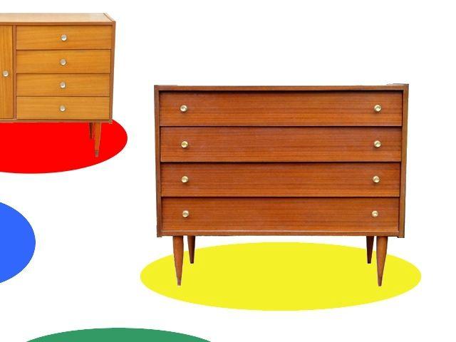 Commode Vintage Xxl Vendu Meubles Et Decoration Vintage Design Scandinave Mobilier De Salon Vintage Design Et Decoration Vintage