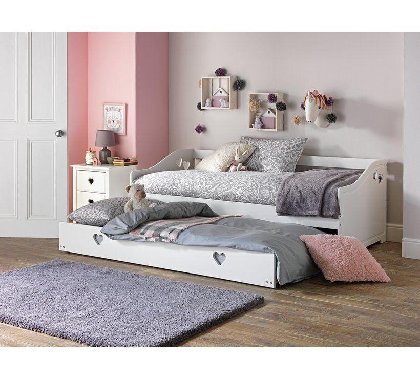 e8bb32ea77a Buy Argos Home Mia White Day Bed