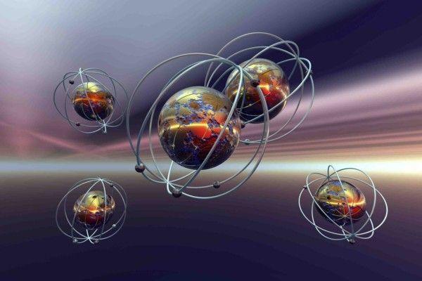 Se demuestra que las partículas van mas allá del espacio-tiempo