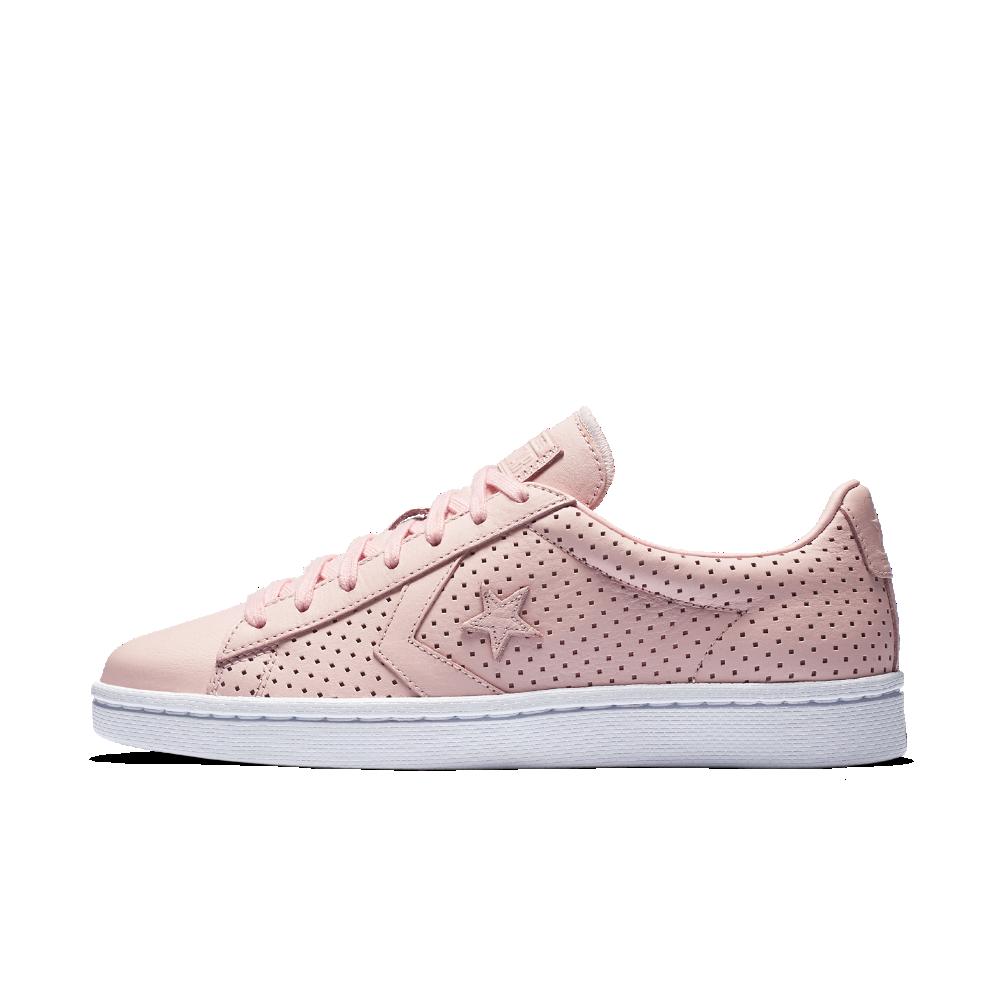 9d41ce57ec9 Converse Pro Leather Botanical Gardens Low Top Shoe Size 9.5 (Pink ...