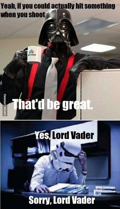Yahoo Star Wars Jokes Star Wars Humor Star Wars Memes