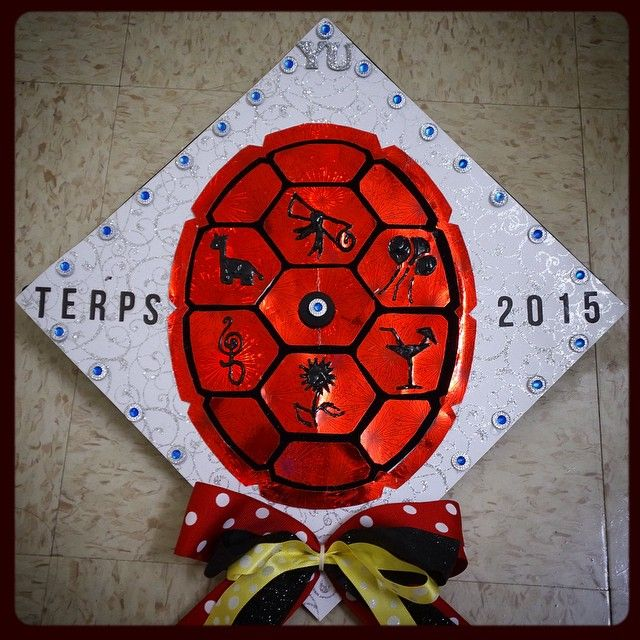 umd #gradcap #graduation #terps | Grad Cap Ideas in 2018 | Pinterest ...