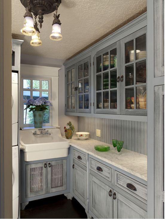Grey Wash Kitchen Cabinets By Robin Rigby Fisher Cmkbd Caps Houzz