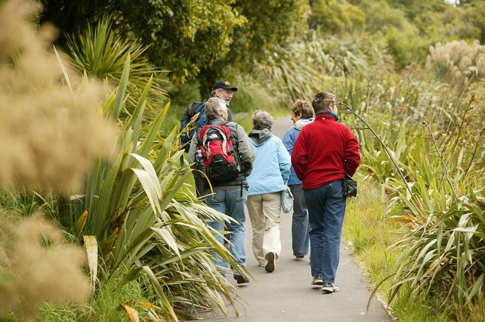 Zealandia - Guided tour at Zealandia