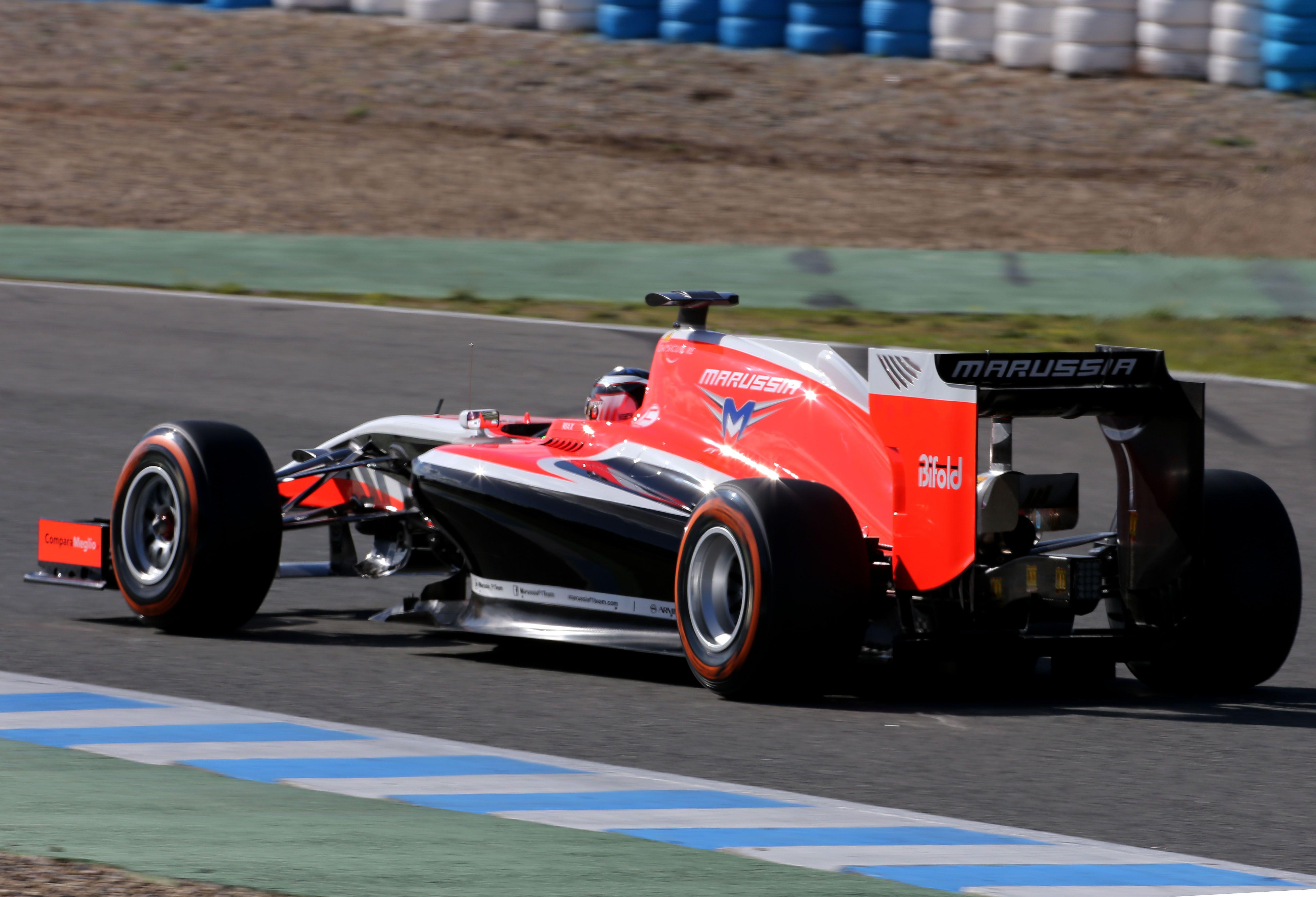 2014 Jerez - Day 3 -Testing