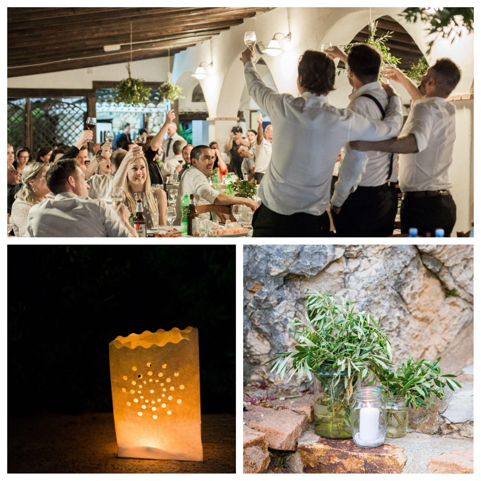 Matrimonio Tema Sardegna : Matrimonio pomeridiano in sardegna cena e festa. tema ulivo