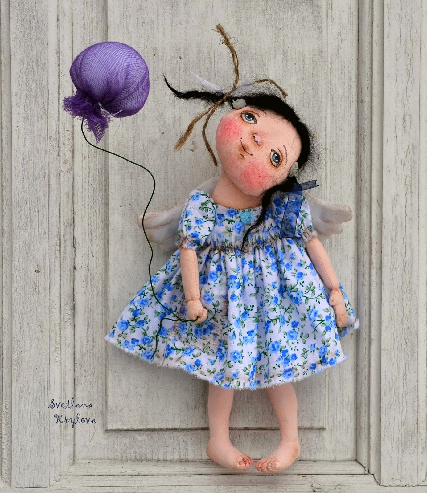 Волшебный чедоманчик: Куклы