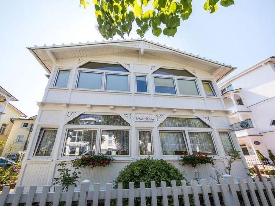 Gästehaus Villa Rosa in Ostseebad Binz ☀ Rügen / Ostsee