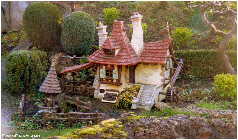 Belle S Cottage Cottage Little Cottages Swiss Family Robinson Treehouse