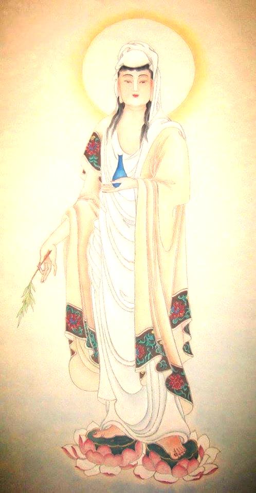 Mensaje canalizado de la Maestra Kwan Yin