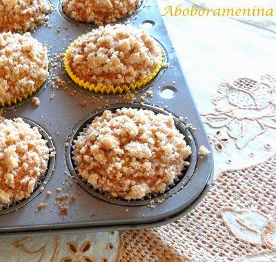 Muffins de Banana com Cobertura Crocante!
