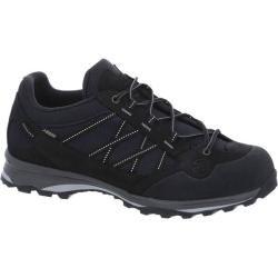 Photo of Hanwag men's lightweight hiking shoes Bolerado Ii Low Bunion Gtx, size 44 ½ in black HanwagHanwag
