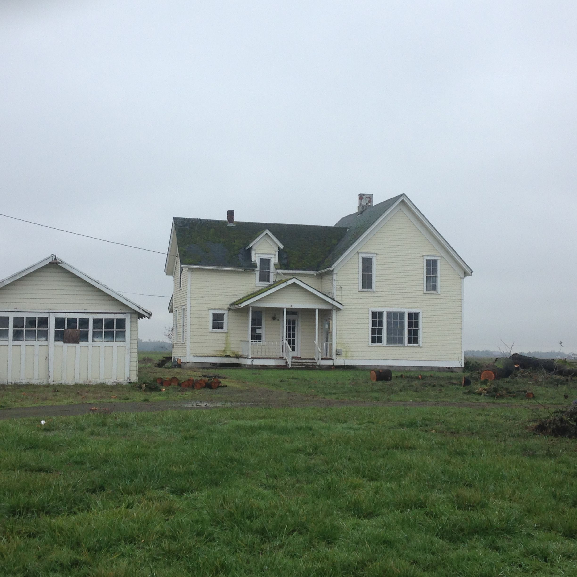 Old Home East Of Albany. Torn Down Around 2017