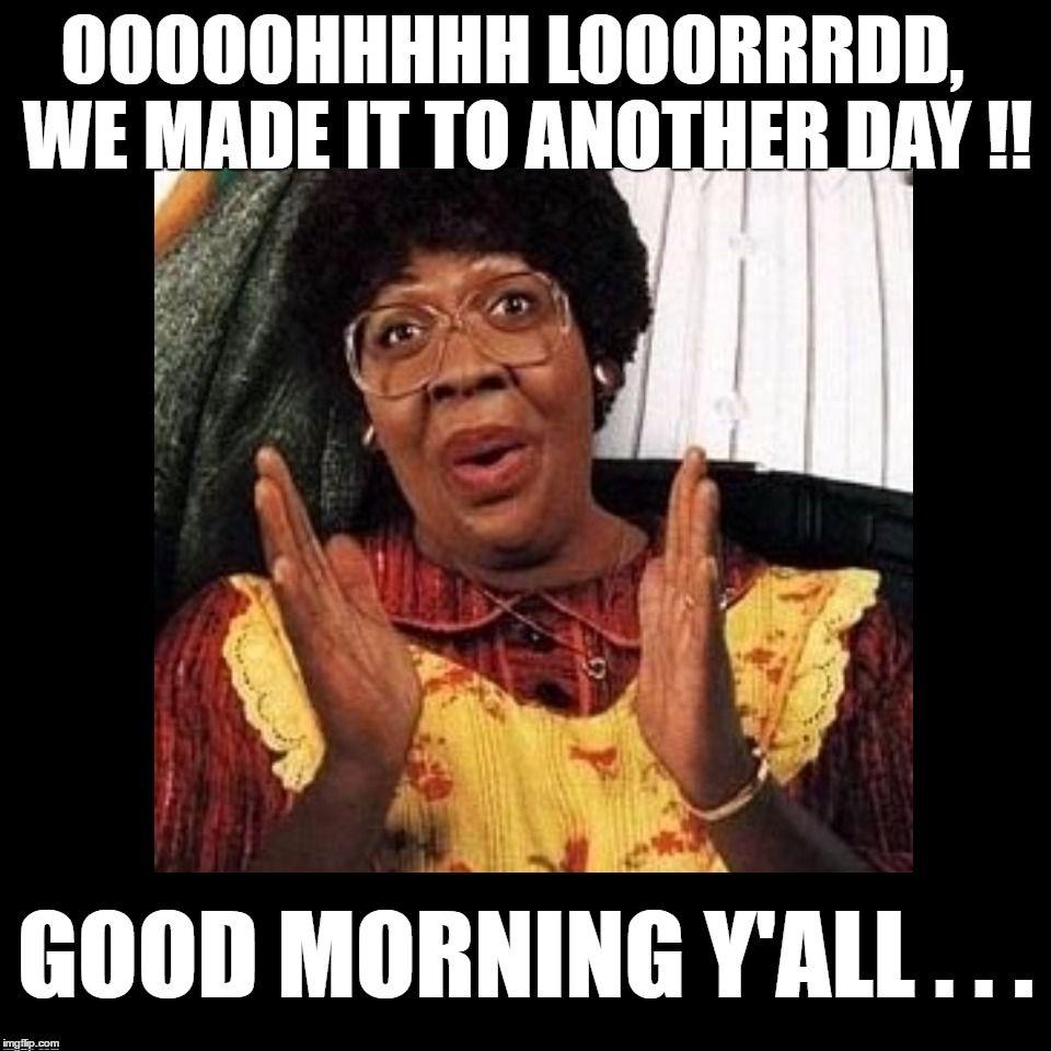 Good Morning Mrs Klump 11 28 2017 Morning Memes Good Morning Meme Funny Good Morning Memes