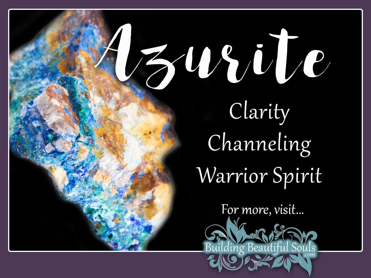 Sugilite properties and meaning photos crystal information - Azurite Meaning Healing Properties