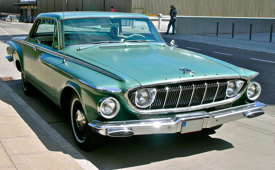 1962 Car Of The Year Buick Special Convertible Marlin Blue