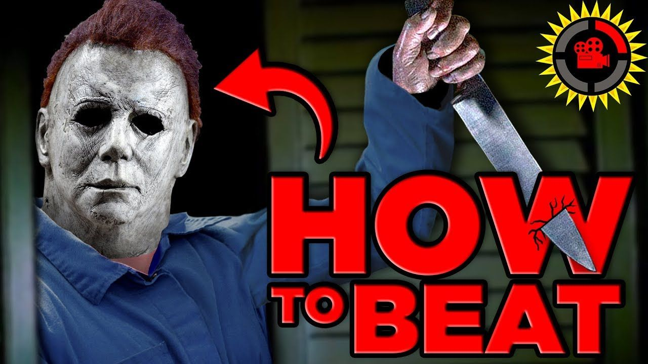 Film Theory How To BEAT Michael Myers (Halloween) Film