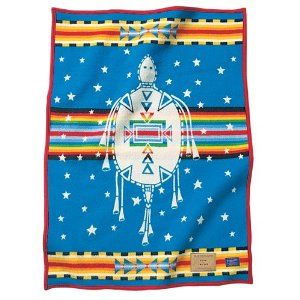 Pendleton Sons of the Sky Baby Blanket