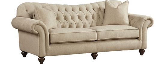 Living Rooms, Classique Sofa, Living Rooms | Havertys Furniture ...