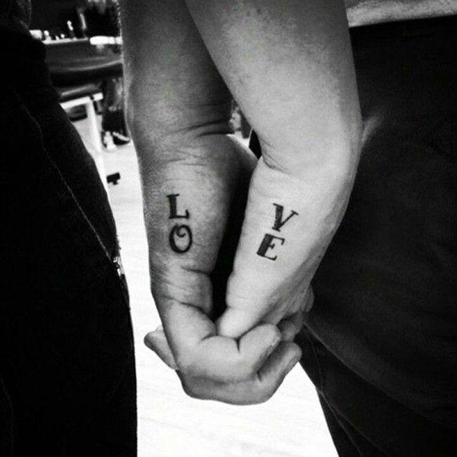 L Amour C Est Pour Toujours La Preuve Avec Ces Tatouages Originaux