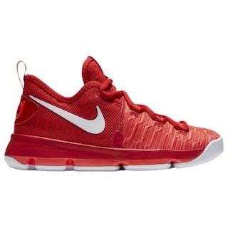 Nike KD 9 - Boys' PreschoolThese elite basketball shoes are built to the  exact specifications of superstar Kevin Durant.Full length rubber with  hexagon