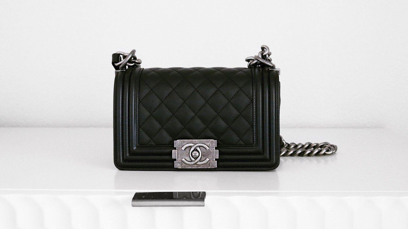 2a32efb22e4e Chanel Boy Bag Unboxing  chanel  chanelboybag  chanelbag  chanelunboxing