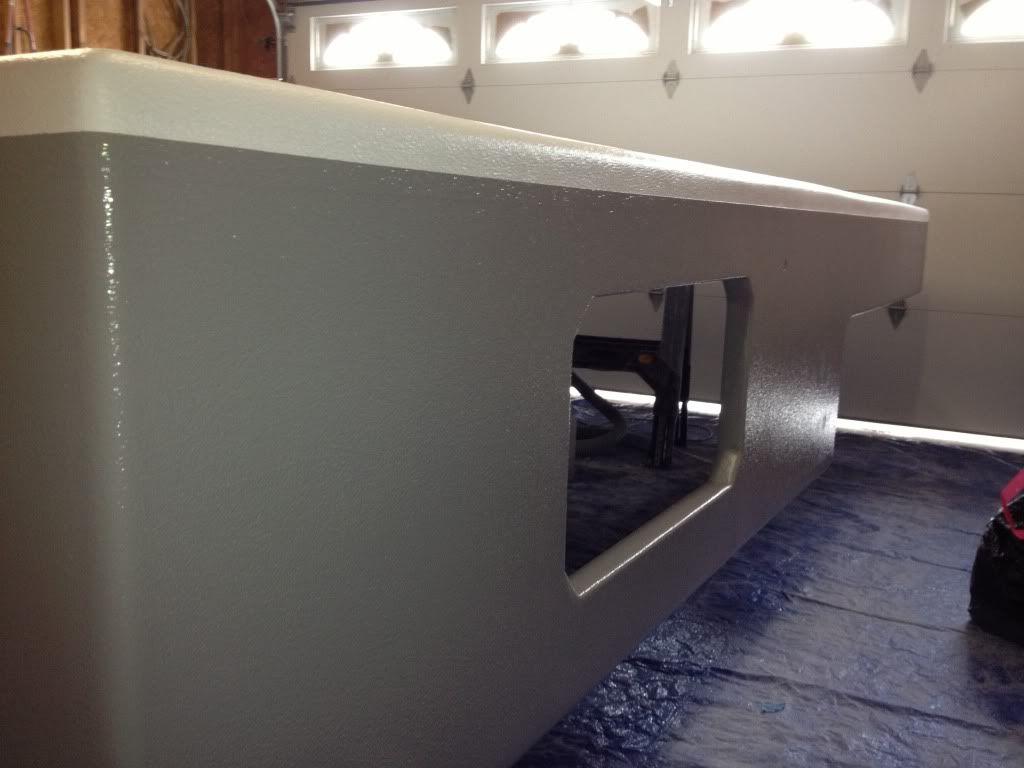POD: Homebuilt foam core fiberglass skin pop-up camper build thread