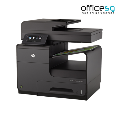 Hp Officejet Pro X576dw Multifunction Printer Online For Best All In One Printers At Officesg Prices On Office Technology